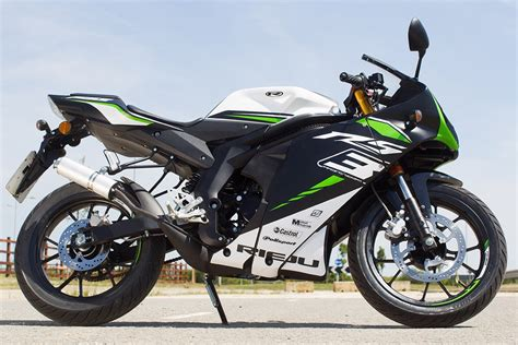 Rieju Rs3 50 (2012on) Review Mcn