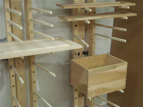 cabinet door finishing racks door painting racks oliver duran l c painters