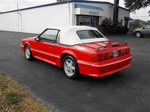 1993 Ford Mustang GT Convertible 93 LOW MILEAGE - Classic Ford Mustang 1993 for sale