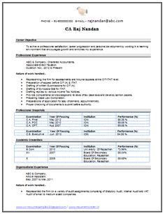 company profile sles template resume for teachers in indian format google search