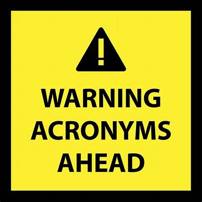 Acronyms Terms Sales Acronym Okr Simple Words