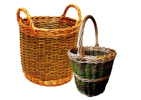 willow apple berry baskets  weaving kits
