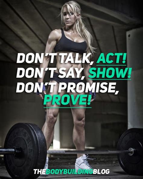Your women body stock images are ready. 100+ Female Fitness Quotes To Motivate You - Blurmark