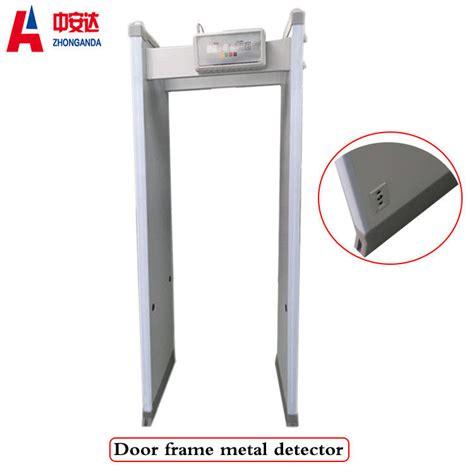 Full Body Metal Detectors Door 18 Zones Walk Through