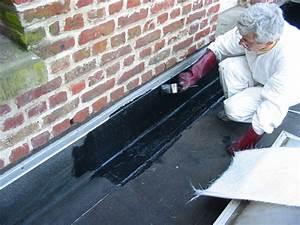 étanchéité Terrasse Goudron : tanch it liquide toiture terrasse rouleau de goudron ~ Melissatoandfro.com Idées de Décoration