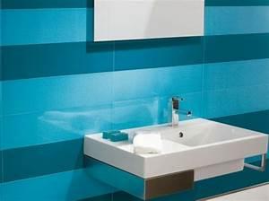 salle de bain avec carrelage turquoise archzinefr With carrelage bleu turquoise salle de bain