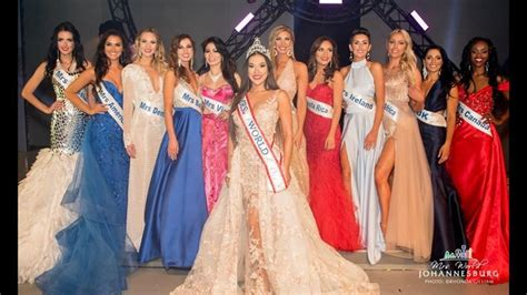 Thu Hanh Ranks Among Top 12 Finalists Of Mrs World 2017