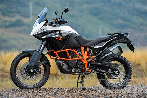 The Ktm 1190 Adventure R Vs. The Bmw R1200gs