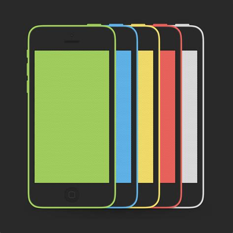 iphone 5c free iphone 5c mockup free psdpixshub