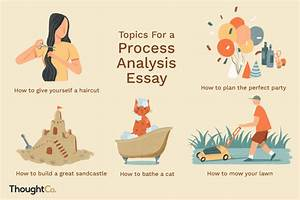 50 Great Topics For A Process Analysis Essay