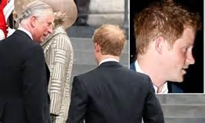 Prince Harry Hair