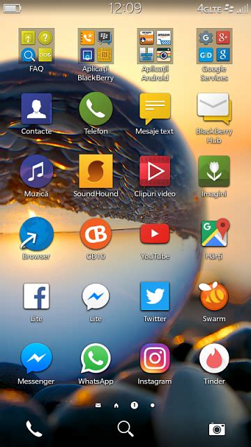 android on blackberry 10 passport z30 and etc