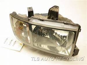 2006 Honda Ridgeline Headlamp Assembly