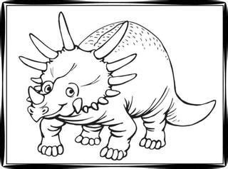 printable dinosaur coloring pages print