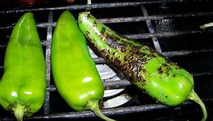 Chile Relleno's stuffed with Cheese - Sid's Sea Palm Cooking