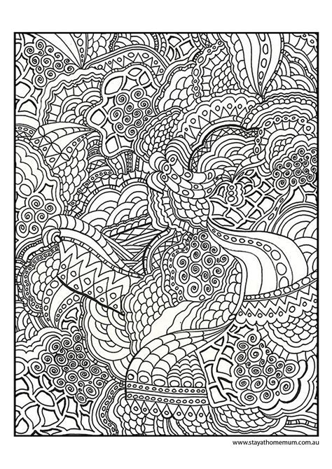 printable colouring pages  kids  adults