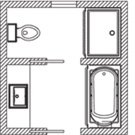 7x7 Bathroom Floor Plan by Kohler Canada Floor Plan Options Bathroom