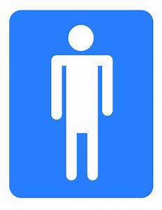 Clipart men bathroom for Men in bathrooms