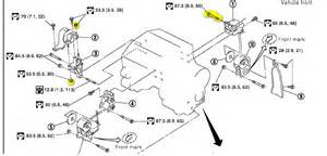 2004 Nissan Quest Motor Mount Diagram  Nissan  Auto Parts