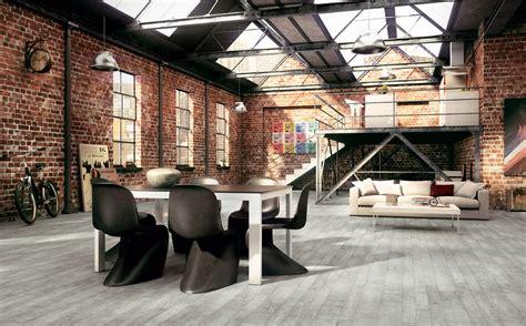 ways  transform  interiors  industrial style