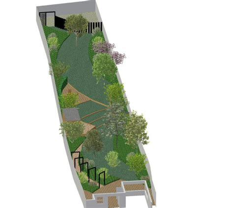life designing garden design ideas long narrow