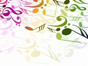 abstract music for ppt backgrounds presnetation ppt With ppt music templates free download