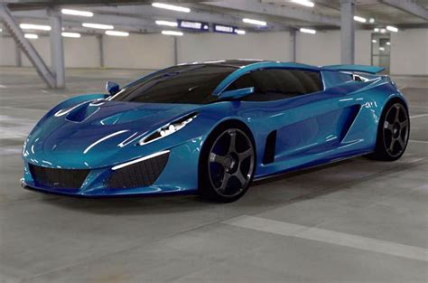 British Supercar To Be Revealed In 2017