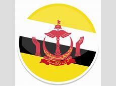 Brunei Icon Round World Flags Iconset Custom Icon Design