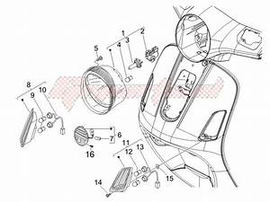 56 Vespa Scooter Wiring Schematic