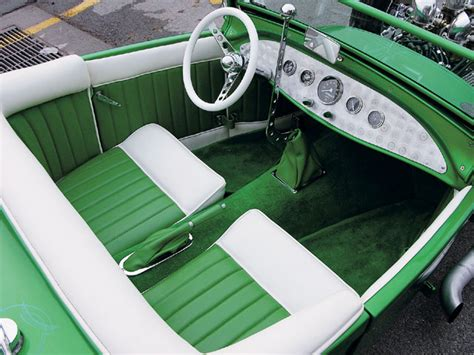 Don S Upholstery by 1929 Ford Lowboy Roadster Rod Network
