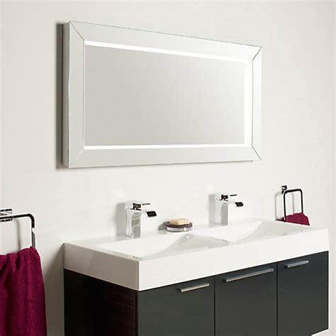 lewis bathroom mirrors buy roper affinity illuminated bathroom mirror 18950
