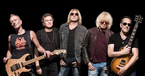 Def Leppard's Joe Elliott On Donald Trump And Eighties