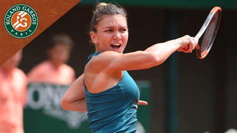 French Open 2017: Simona Halep, Jelena Ostapenko Reach Final at Roland Garros | Bleacher Report | Latest News, Videos and Highlights
