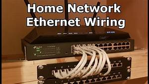 Home Network - House Ethernet Wiring