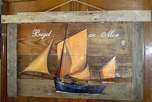 Peinture Effet Bois Flotté : vieux gr ment bugel ar mor bois flott 1m 10 ~ Dailycaller-alerts.com Idées de Décoration