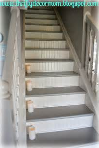Carpet Treads For Wood Stairs by Get 20 Painted Wood Stairs Ideas On Pinterest Without