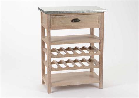 range bouteille bois billot de cuisine en bois avec range bouteilles