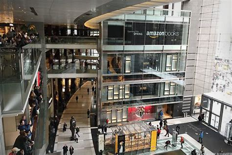 Today Is The Day Amazon (amzn) Opens Its First Barnes