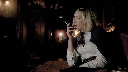 Smoking Bates Norma Motel Vera Farmiga Carter