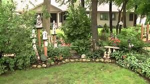 RBG Home Garden Tour 2011 - YouTube