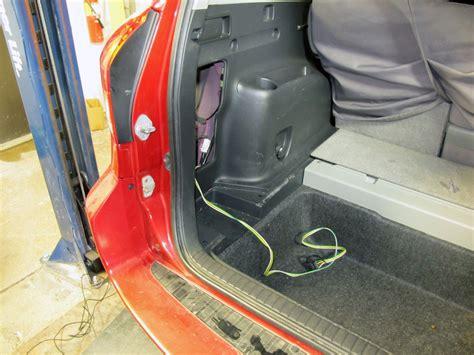 Toyota Rav Trailer Wiring Harness