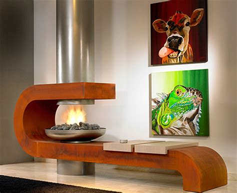 place decor all fired up contemporary fireplace ideas for fall