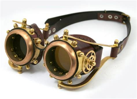 1000+ Ideas About Steampunk Goggles On Pinterest