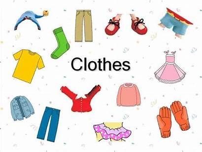 Clothes Wear Wearing Quiz