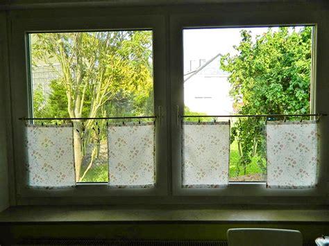 Gardine Für Küchenfenster by Gardinen K 252 Chenfenster Landhausgardinen F 252 R K 252 Che Schick