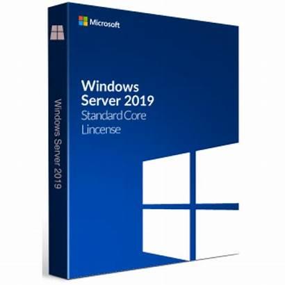 Server Windows Standard Microsoft Ms License Key