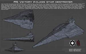 RS Victory II-class star destroyer ortho [New] by ...