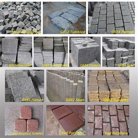 factory sale granite cobblestone paver for sale buy