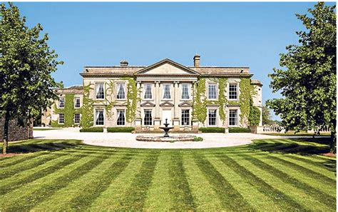 country estates homes through the ages