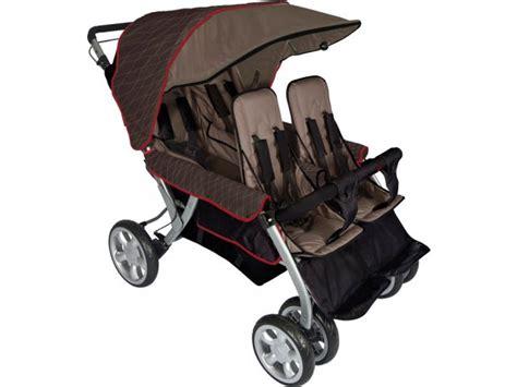 lx 4 passenger folding stroller fnd 4140 daycare 826 | FND 4140 ALT